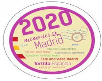 MEMORIES OF MADRID